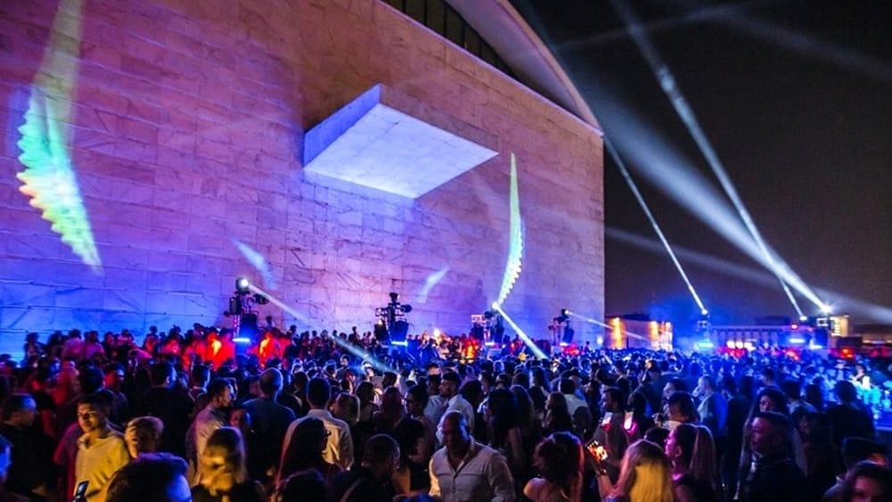 Dimensione Suono Roma Special Party A Le Terrazze