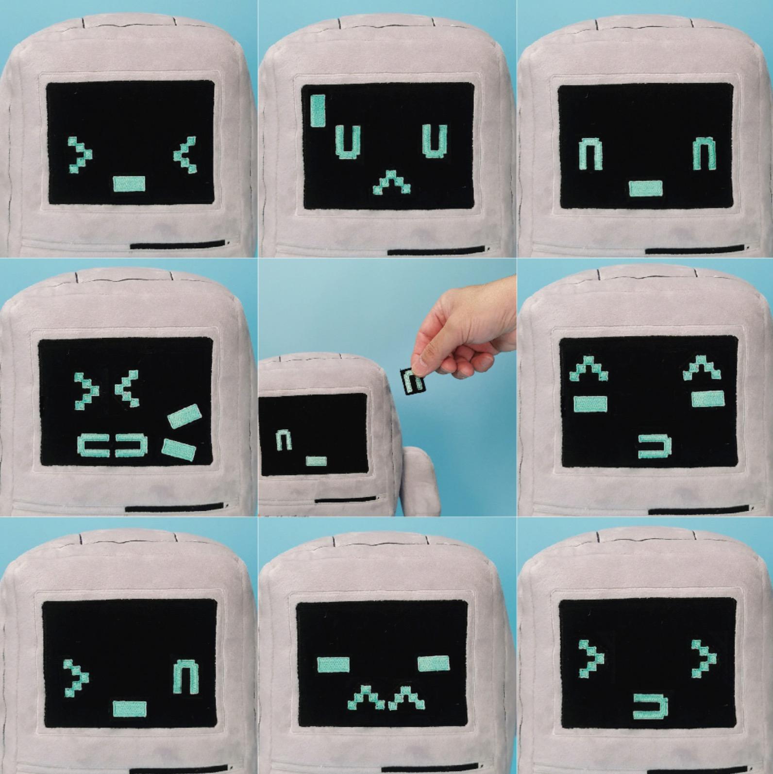 Medium Size Classicbot Plush
