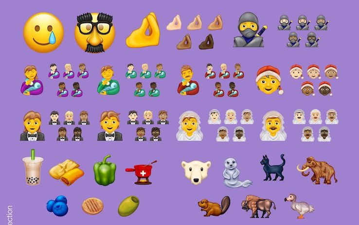 117 nuove emoji in arrivo su WhatsApp...