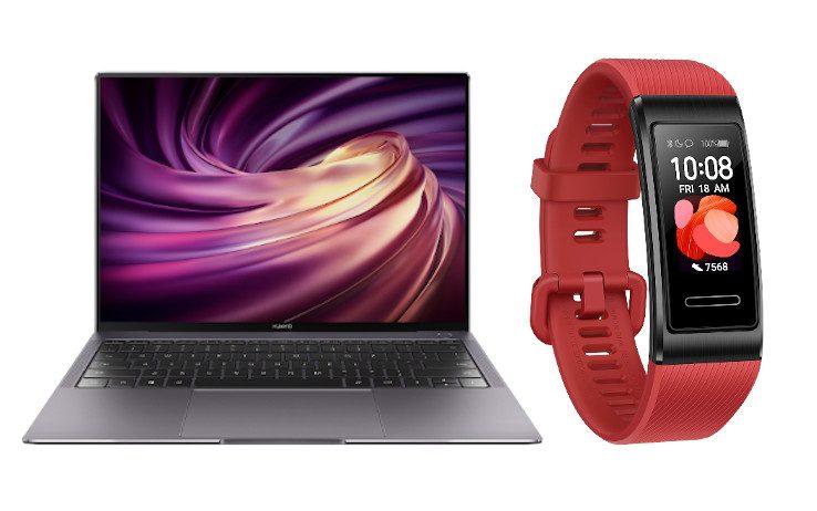 Huawei, ecco tre nuovi laptop Mateboo...