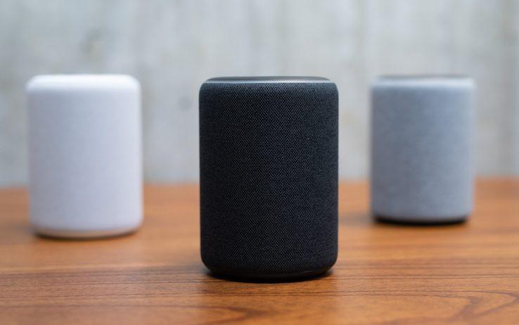 Mercato smart speaker 2019, Amazon do...