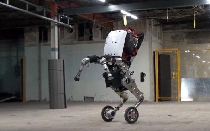 Boston Dynamics, ecco il nuovo robot...