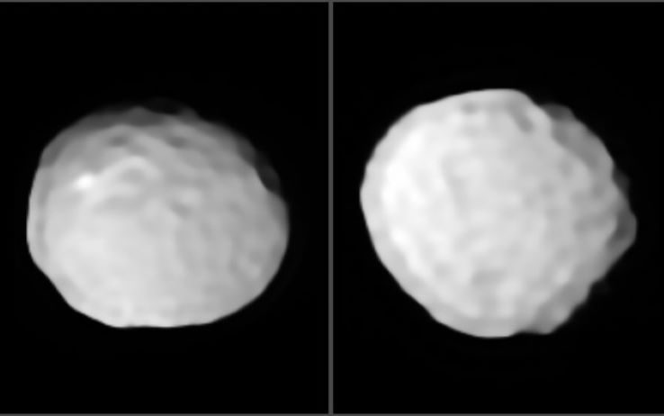 Pallade, ecco l'asteroide che sembra ...