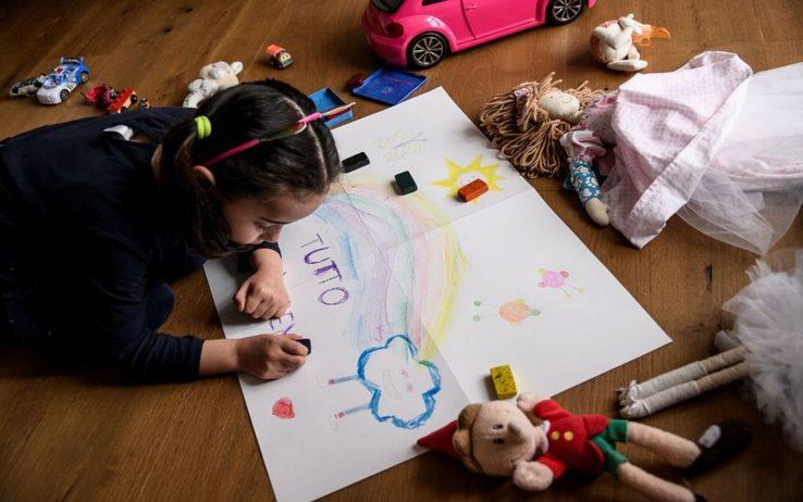 Coronavirus e bambini, 10 consigli pe...
