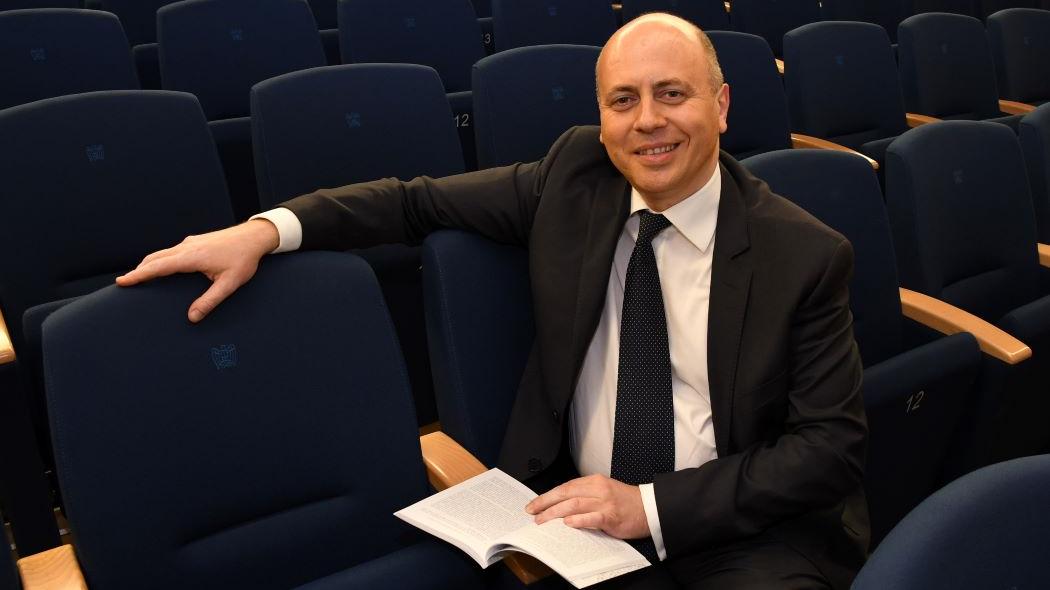 Ruben Razzante, prof. di Diritto dell'Informazione