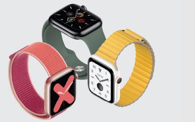 Apple Watch, monitoraggio dell'ossige...