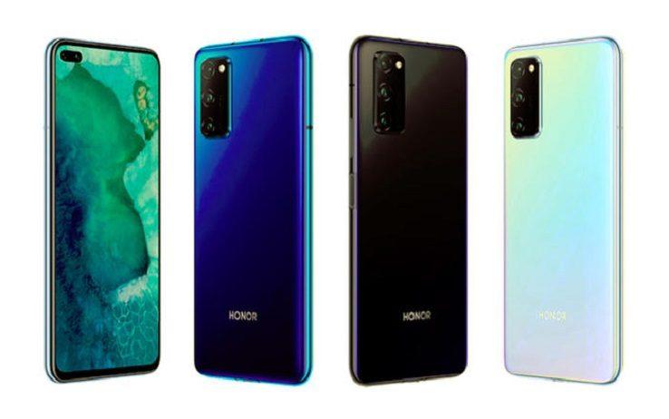 Honor presenta i nuovi smartphone Vie...