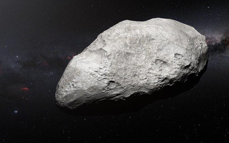 Impedire l'impatto di un asteroide su...