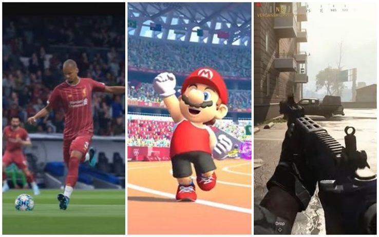 Da Fifa a Call of Duty: 15 giochi per non annoiarsi in casa