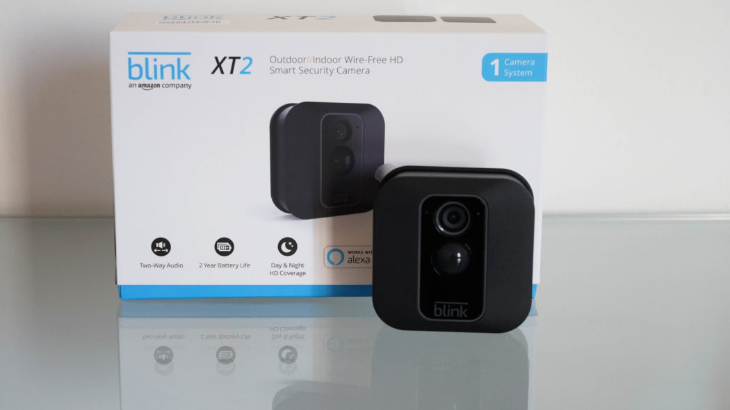 Amazon Blink XT2