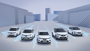Sostenibilità stile e tecnologia: Renault fa una passo nel futuro con la nuova gamma elettrica ed ibrida