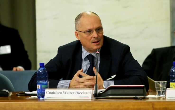 Walter Ricciardi, il consigliere del ministro della Salute