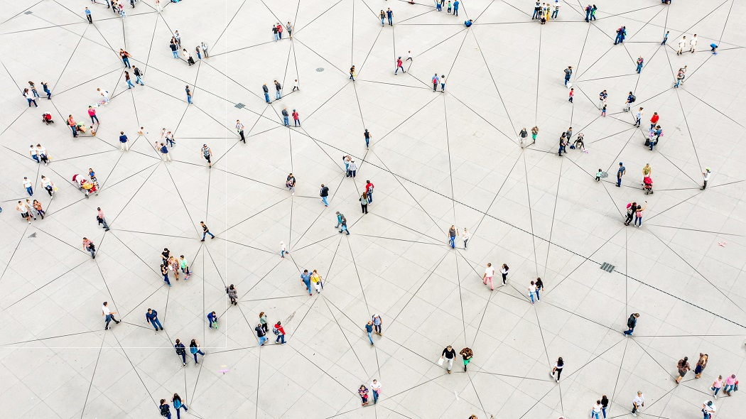 Contact tracing (foto: Orbon Alija via Getty Images)